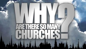 Why Are There So Many Churches Studies